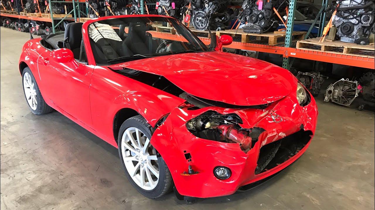 2006 Mazda Miata NC Parts Car NC022