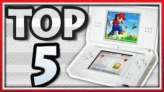 Top 5 DS Spiele