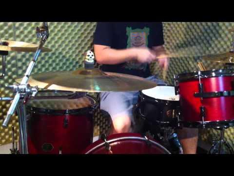 """Pork Pie Little Squealer Maple Snare Drum 12x5"""""""