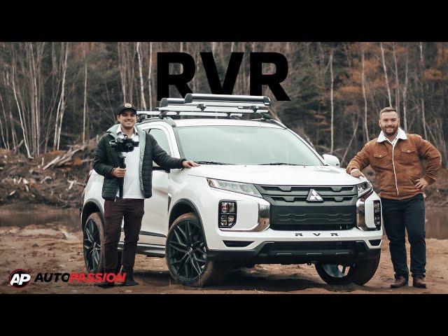 2020 Mitsubishi RVR - Essai AutoPassion - VUS compact à toute épreuve!