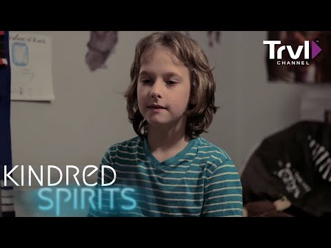 Investigating A Connecticut Haunting - Kindred Spirits - Travel Channel