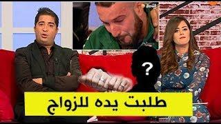 بعد الضجة التي أحدثها فيديو بطل ذوي الاحتياجات الخاصة ...شابة تطلب يده للزواج