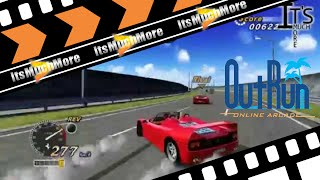 OutRun Online Arcade - Xbox 360 Gameplay HD 2015