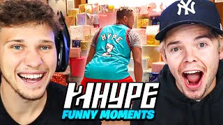 Reacting To The FUNNIEST 2HYPE Moments W/ Jesser