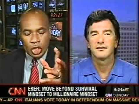 T Harv Eker Interview on CNN