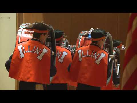 Marching Illini Live in Concert Highlights | November 12, 2017