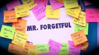 Short Film - Mr. Forgetful (Children