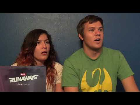 Marvel's The Runaways Trailer 1 Reactions