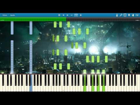 GRATUITEMENT FF7 TÉLÉCHARGER PIANO