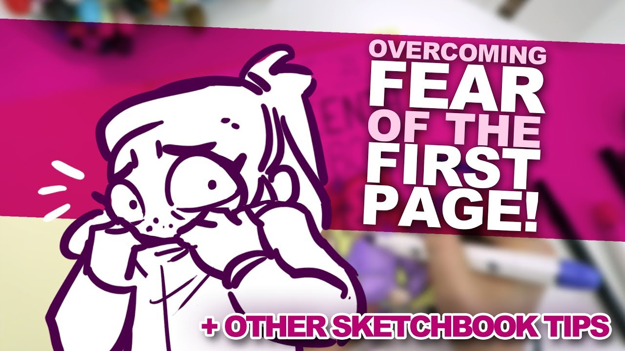 Tips To Start Your New Sketchbook Sketching Brainstorming And Making A Great First Page