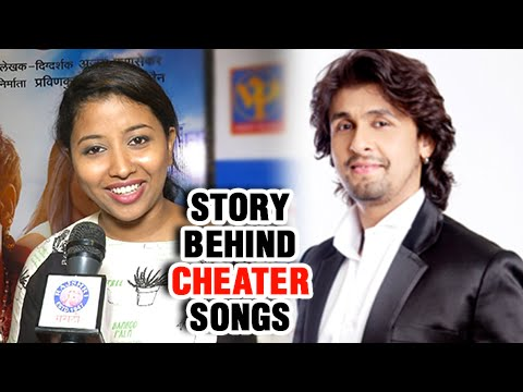 Singer Anandi Joshi Sings Romantic Duet With Sonu Nigam | Cheater Marathi Movie 2016