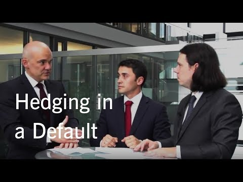 Eurex Clearing: Hedging in a Major Default