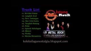 Video Full Album Adi Metal Rock - Revolusi Kaisar download MP3, 3GP, MP4, WEBM, AVI, FLV Juni 2018