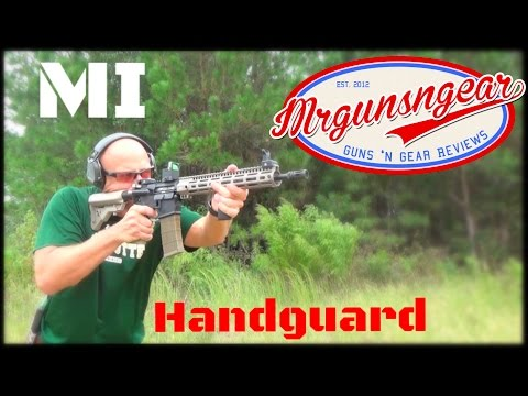 Midwest Industries AR-15 Gen 3 M-LOK Free Float Handguard Review (HD) from YouTube · Duration:  6 minutes 54 seconds