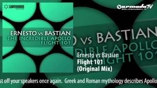 Ernesto vs Bastian - Flight 101 (Original Mix)