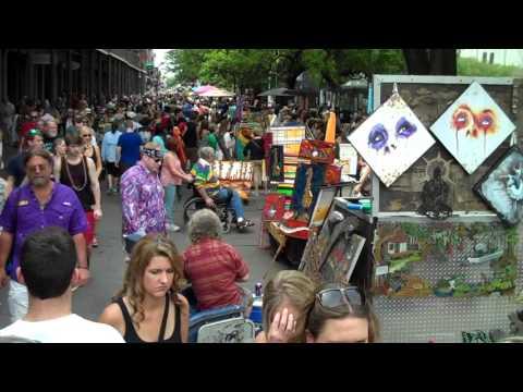 French Quarter Fest 2016