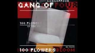 Gang of Four - I Love a Man in Uniform (Steve Sinclair & Hugo Burnham remix)
