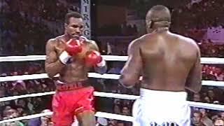 1990年10月25日 統一世界ヘビー級タイトルマッチ.