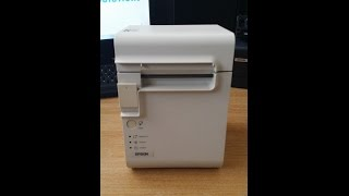 Epson TM-L90 with Peeler (Legacy Product)