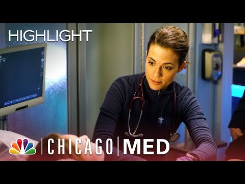Chicago Med -  Her Choice (Episode Highlight)