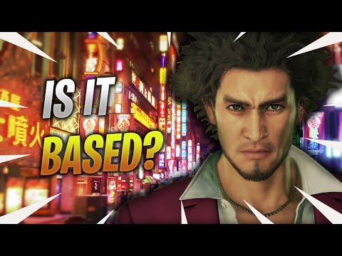 Is it based? Yakuza: Like a Dragon |