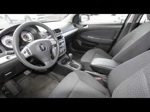 2009 Pontiac Pursuit GT Sedan TRES BAS KILOMETRAGE