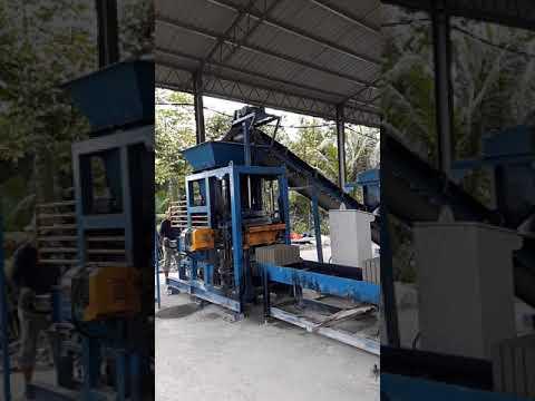 Automatic Sand Brick Machine in Malaysia