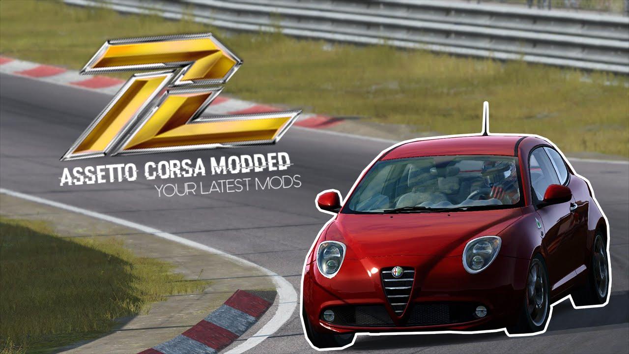 Assetto Corsa [1.2] - Alfa Romeo Mito QV on Zandvoort ...