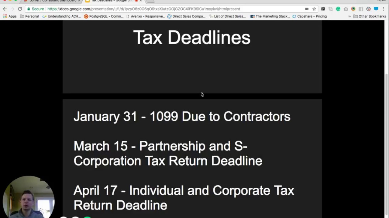 Where to find your reports in Sonlet this Tax Season
