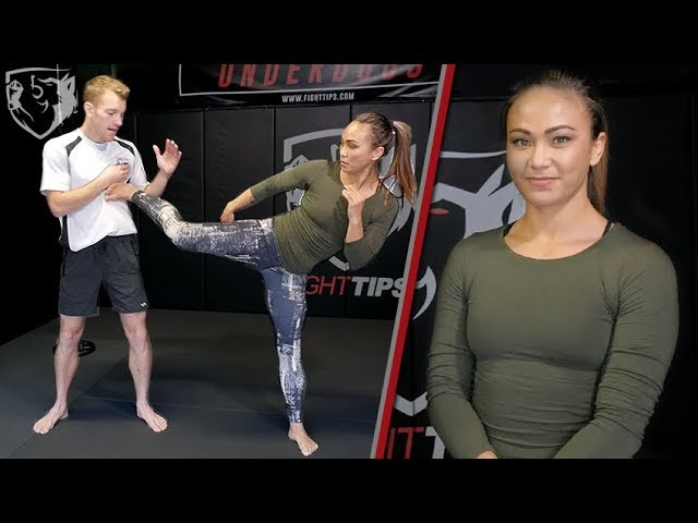 """Michelle """"Karate Hottie"""" Waterson: Kicking Strategy EXPLAINED! #1"""