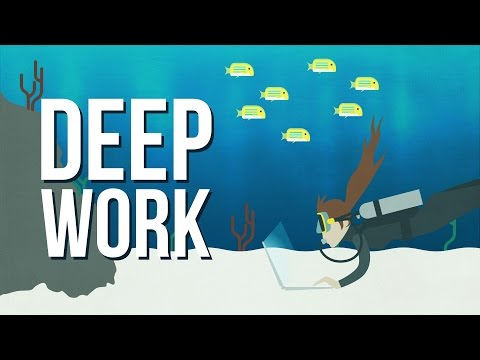Deep Work: How to Focus and Resist Distractions (with Cal Newport)