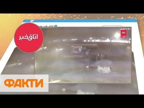 Попадание двух ракет и падение: новое видео катастрофы самолета МАУ в Иране