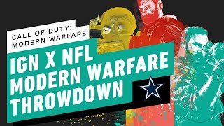 IGN x Dallas Cowboys Call of Duty Throwdown