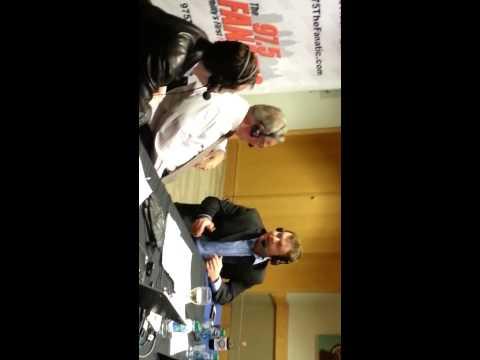 Frank Caliendo on the Ron Jaworski Radio Show