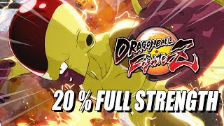 ONLY 20% MY FULL STRENGTH! DragonBall FighterZ - Online Matches(Beta)