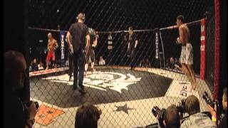 BAMMA 3: War Machine Vs. Zach Light