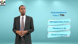 #TalkTax Taxpayer Identification Number (TIN)