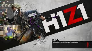 Tyler1 Plays H1Z1 with Macaiyla [WITH CHAT] [June 16, 2018]