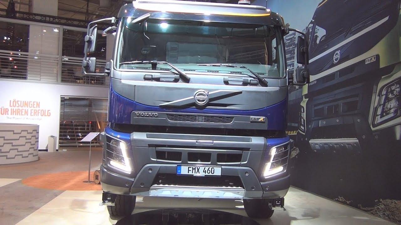 Volvo Fmx 460 I Shift Tipper Truck 2017 Exterior And Interior