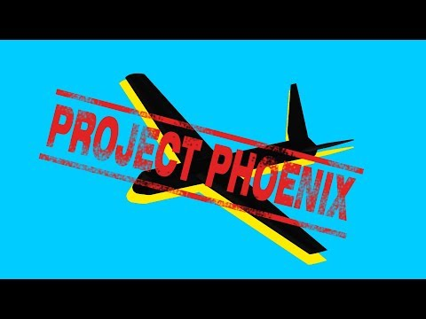 Project Phoenix: Fire Fighting UAV part 1