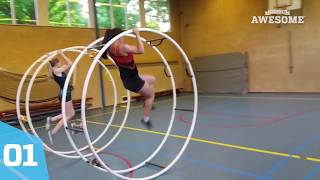 Amazing Rhönrad Wheel Gymnastics | Top 25 of 2017