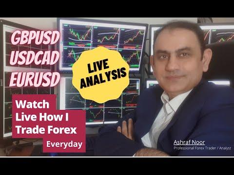GBPUSD, EURUSD & USDCAD Best Forex Trades Analysis & Trades, Still Banking Good Pips!!!