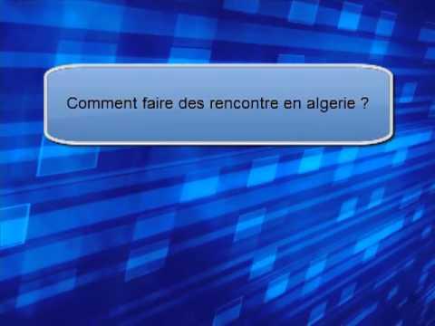faire des rencontres en algeriede YouTube · Durée:  21 secondes