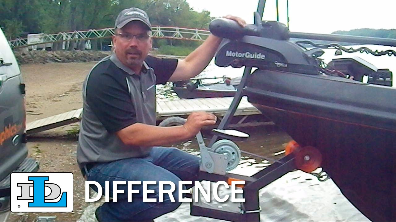 Ratcheting Handle for Boat Trailer Winches (with Brett King) - DL Difference