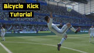 FIFA 17 | Overhead Bicycle Kick Tutorial