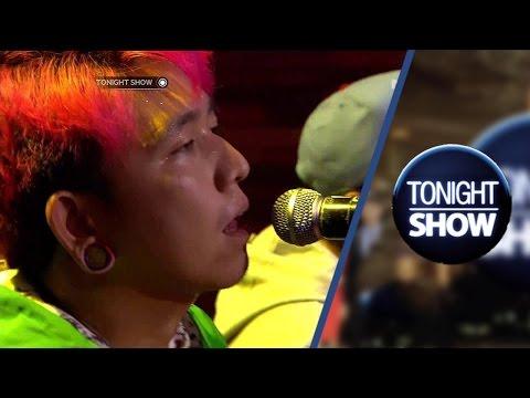 Pee Wee Gaskin - Kertas dan Pena - Performance