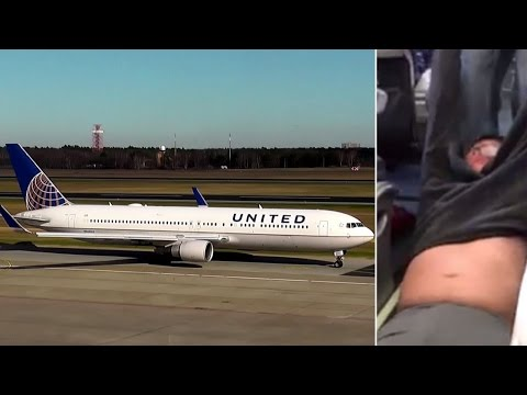 Thumbnail: United Airlines CEO Apologizes After Passenger Forcibly Removed From Plane