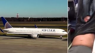 United Airlines: Fly The Friendly Skies!!?????