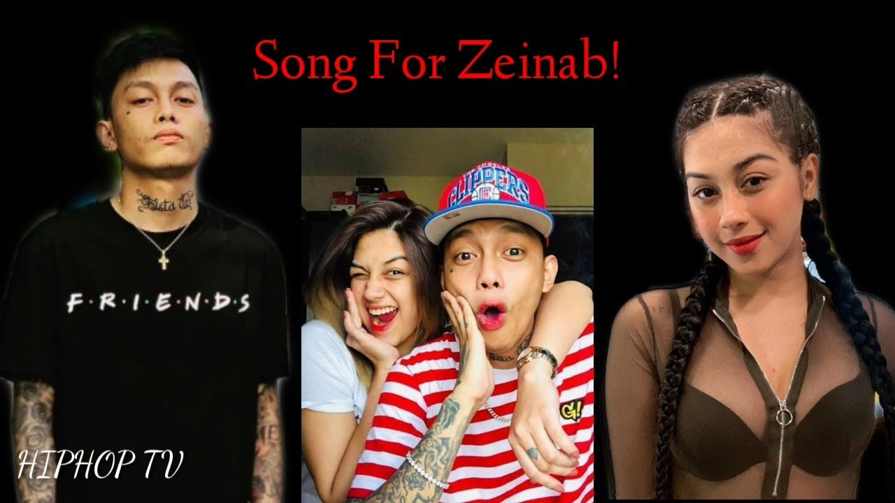 Skusta Clee Zebbiana Song For Zeinab Harake