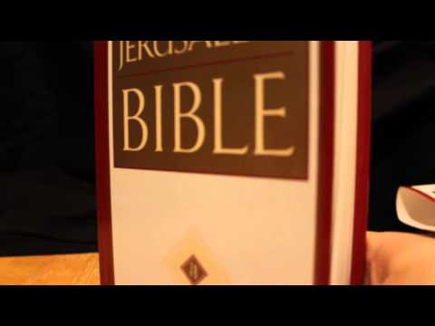 Review of - Jerusalem Bible Readers Edition